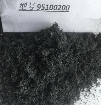 供应吸附材料专用石墨蠕虫 8UM 膨胀石墨蠕虫厂家现货批发