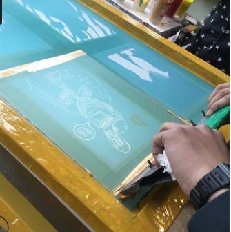 赛德玻璃油墨厂家直销钢化玻璃丝印油墨耐高温680-720℃油性白色
