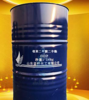 直销二辛酯dop 邻苯二甲酸二辛酯 齐鲁石化国标环保耐寒增塑剂dop