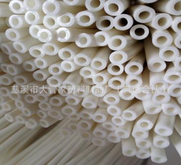 生产环保PVC软管瓷白管啤酒饮水PVC透明管可裁切长度