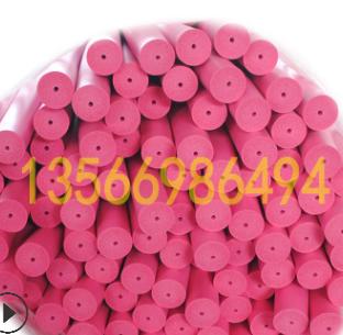 空心保温橡胶发泡管 nbr/eva泡棉管 彩色耐磨减震防撞实心发泡棒 举报