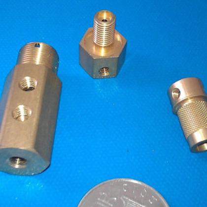 长期供应 精密高铁安全阀 电动液控系统加工零件 精密单向节流阀