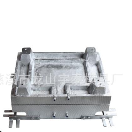 来样加工定制 厂家专业供应聚氨酯发泡滚塑模具 动车坐垫靠背模具