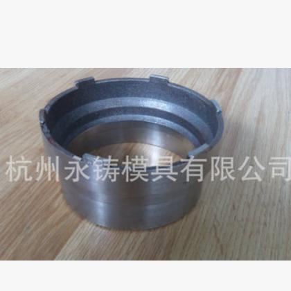 厂家供应 不锈钢201嵌件 304砂铸嵌件 110六角外丝嵌件