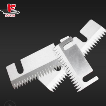 包装机齿刀 大丰冶金厂家直销包装机齿刀 长齿刀