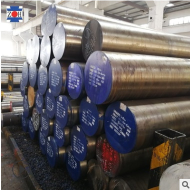 厂家直销进出口锻造圆钢1.2208优质合金圆钢轴承1.2208质量保证