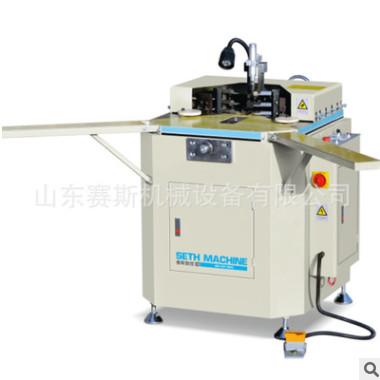 济南门窗设备组角机 二手组角机同步液压组角机厂家热销120组角机