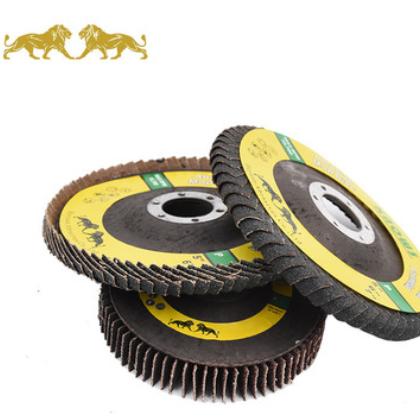 厂家直销原厂日本NCA野牛砂布轮德国马圈PFERD包边砂布轮包边叶轮