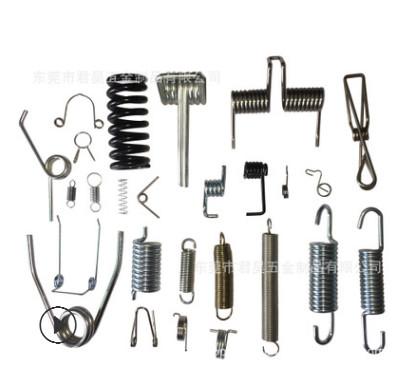 弹簧厂 提供圆柱压缩弹簧 来样加工不锈钢弹簧 304