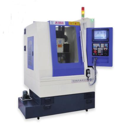 专业定制 小型JK-DK40(ATC)雕刻机 CNC精密微型直排式雕刻机