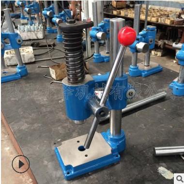 【工厂直销】加重型高精度全铸铁手动压力机HP-2S