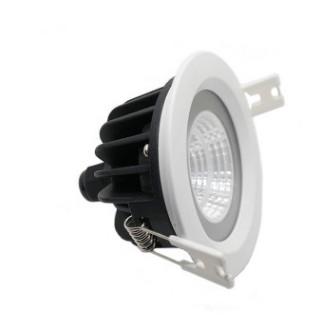 吉森防水筒灯COB筒灯外壳模组天花灯套件大功率灯组套件射灯套件
