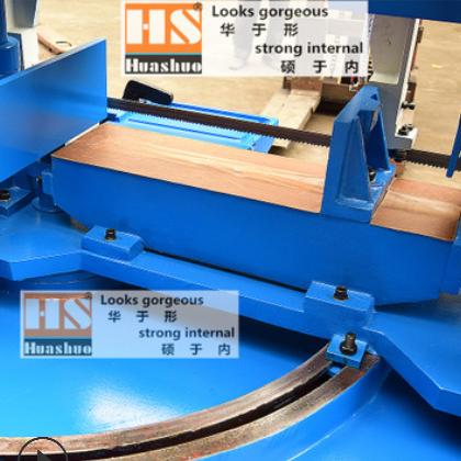 工厂直销全新可转角度带锯床,切斜角带锯床,45度带锯床60度定制