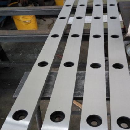 供应剪板机刀片、数控剪板机刀片、折弯机模具