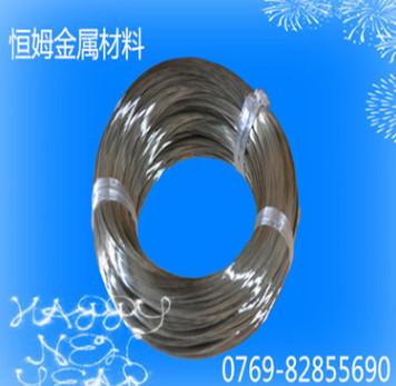 不锈钢压扁线 光亮不锈钢电解丝 调直弹簧线 环保不锈钢线材