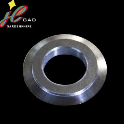 厂家批发切割刀 耐磨切布圆刀 薄膜切管机械刀片 可定制