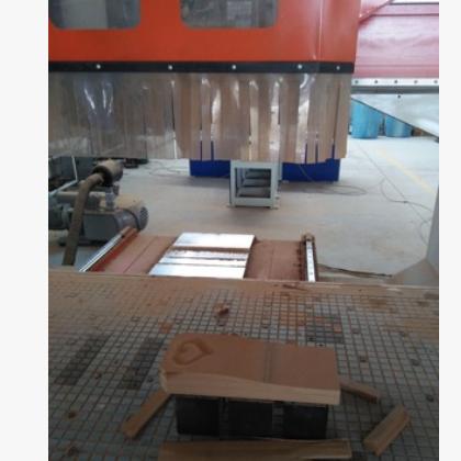 骏邦数控木工机械 三轴实木cnc加工中心 重型铣床厂家