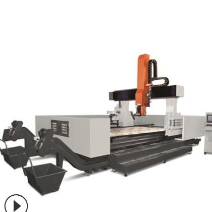 铝型材钻攻机床重型自动换刀高速铣床轨道交通数控五轴加工中心
