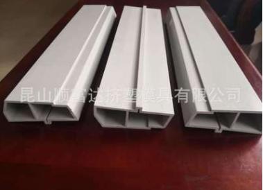 长期供应PVC料医用床边条异型材挤出产品