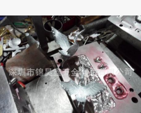 承接锌铝合金88T-280T压铸加工产品定制开模设计生产制造