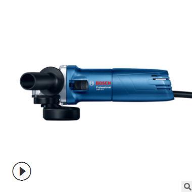 博世角磨机TWS6700石材金属抛光切割打磨机GWS670研磨机4寸手磨机