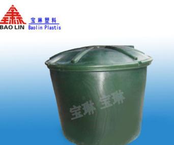 【M-5500L有盖】 专业 塑料化工圆桶 家用储水桶 带盖子大桶