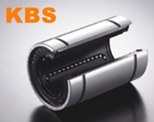 KBS大开口型直线轴承LME12/13/16/20/25/30/35/40/50/LME60OPUU