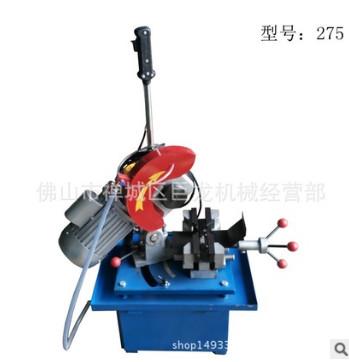 小型手动不锈钢无毛刺45度多功能水锯管机全铜台式电动型材切割机