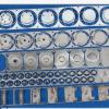 承接冲压连续模,单工序模具,慢丝加工,中丝加工。