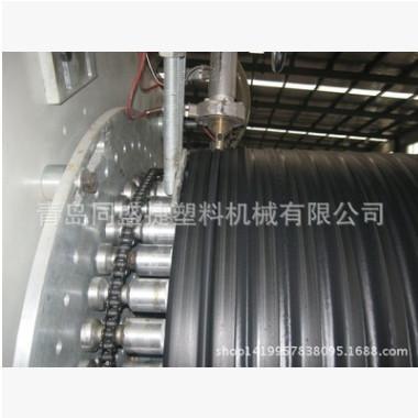 供应缠绕管设备大口径中空壁缠绕管材生产线