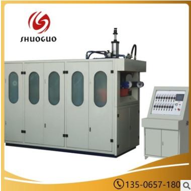 自产自销 多功能塑料热成型机SG660-C 工厂成套成型设备