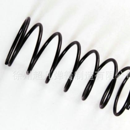 厂家直销 圆柱型压缩弹簧 精密锰钢压缩弹簧 可加工定制