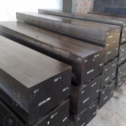 宝钢抚钢Cr12Mov高强度抗冲击钢板 高淬透性Cr12Mov模具钢板 圆钢