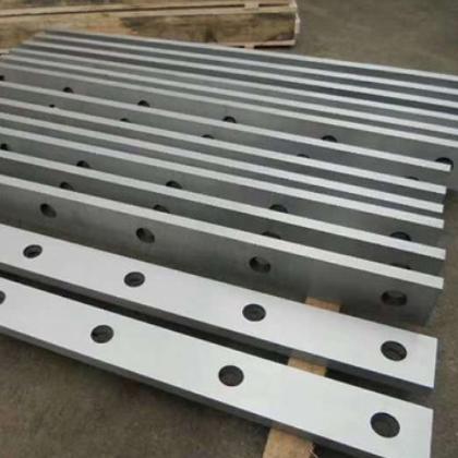 剪板机刀片 可根据需求标准定制加工厂家直销 库存充裕