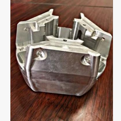 零件铝合金4轴加工钻攻非标高精密产品