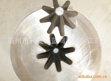 流量计壳提供螺旋管模具 挤出模具 模具线切割加工