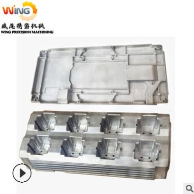 精密铝合金配件产品的压铸 铝件加工 宁波精密压铸厂