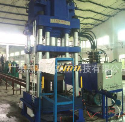 厂家批发 伺服精密压力机 四柱伺服压机 高精度伺服液压机