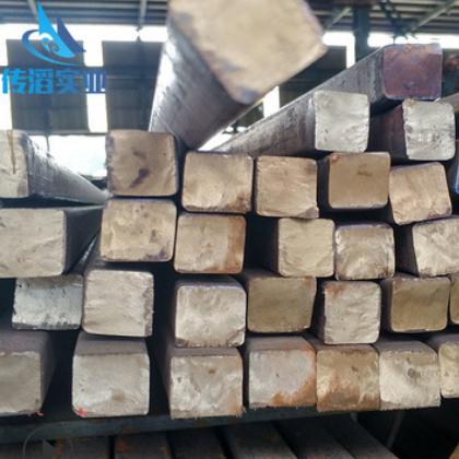 各种材质/方形铁艺工业加工厂家直销/质保书实心方铁方坯方钢