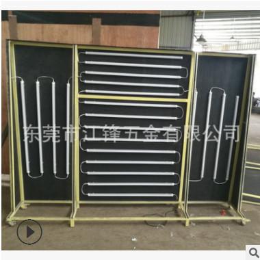 加工定做模具货架 平台支架 焊接检验架 流利条仓储架