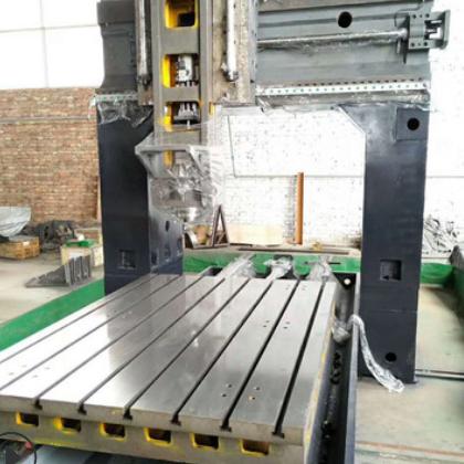 厂家生产铸铁平台 机床铸件 铸钢件 球墨铸件 质量优速度快