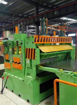 恒锋机械金属分条机 带钢彩钢板纵剪分条机 全自动精密分条纵剪线