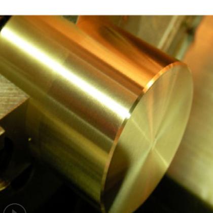 现货供应铍铜带C17200铍铜板铍铜棒CuBe2美标铍铜棒铍铜