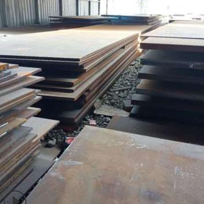 武汉钢板Q345B敬业/低合金热轧钢板忠厚开平钢板深加工打孔切割