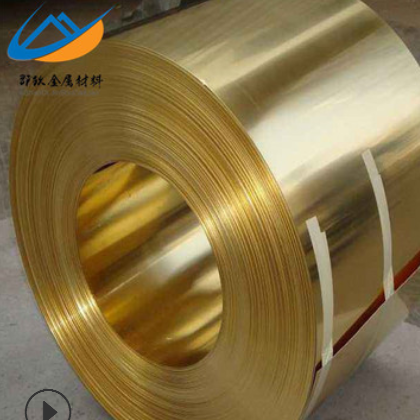 现货供应 HSi80-3硅黄铜卷带 铜棒 黄铜板 规格齐全