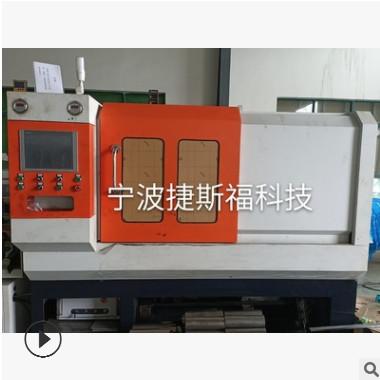 光纤金属激光切管机/捷斯福自动送料割管机 全自动数控激光切管机