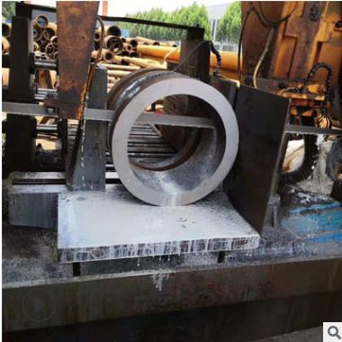 直发江苏优质热轧厚壁无缝钢管可切割 小口径无缝管 零切