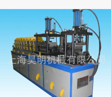 冷弯设备生产厂家异型冷弯机精密冷弯成型机冲孔全自动辊压成型机