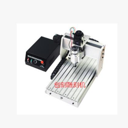 批发CNC3020数控雕刻机小型 碳纤维USB接口三轴木工雕刻机