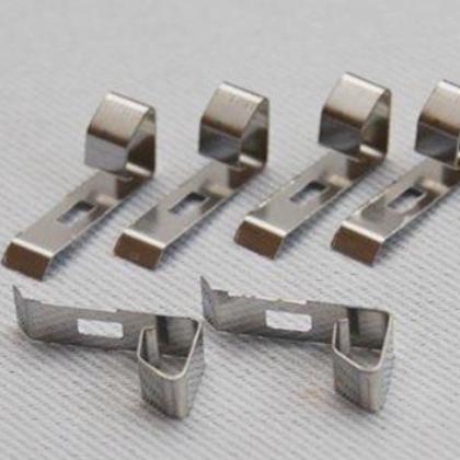 宁波地区对外加工 专业生产五金冲压件 汽车小支架配件
